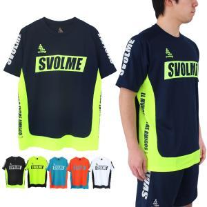 SVOLME(スボルメ) 半袖 プラクティス シャツ 1211-83300