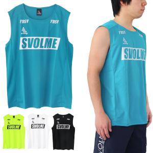 SVOLME(スボルメ) ノースリーブ プラクティス シャツ 1211-84400