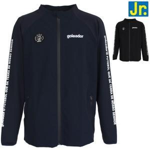 特価 ゴレアドール ジュニア トレーニングZIPUPジャージ G-2310-1