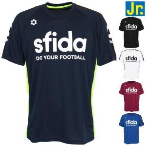 ・フットサル/サッカー ・ジュニア/プラクティスシャツ/ゲームシャツ ・スフィーダ SFIDA ・ジ...