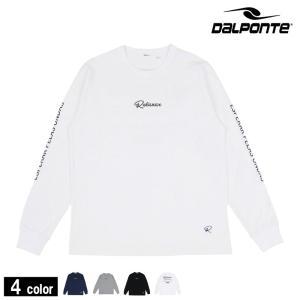 DALPONTEの ロングスリーブTシャツ !!  ダウポンチのカジュアルライン「Relaxar(リ...