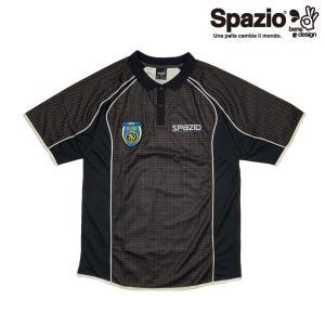 Spazioのプラクティスポロシャツ !!  落ち着いたベースカラーにいろんなカラーのドットが映える...