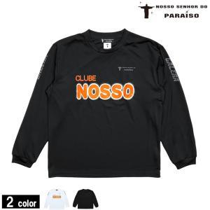 ノッソセニョールドパライーゾ/NOSSO SENHOR DO PARAISO ロングプラシャツ/CL...