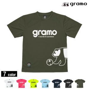 gramoのファスト2!!    サイドにパンダが入ったプラクティスシャツです。  グラモで人気のプ...