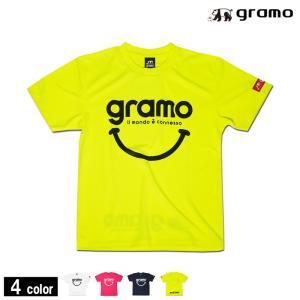 gramoのニコット!!    グラモのプラクティスシャツです。  着ているだけで笑顔になれそうな ...