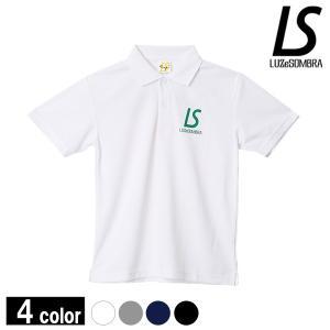 LUZeSOMBRAのスポーツポロシャツ!     軽量、伸縮性、吸汗速乾のプラシャツ生地を採用した...