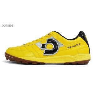 (割引セール 20%OFF)(送料無料)Desporte_デスポルチ フットサルシューズ サンルイスST2 DYEL_BLK DS-1446 futsalshoproda 02