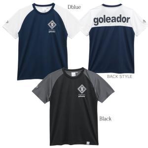 goleador_ゴレアドール 切替プラシャツ F-256 futsalshoproda