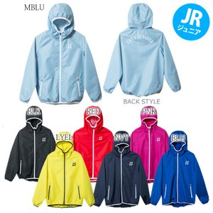 LUZ e SOMBRA_ルースイソンブラ ジュニア ピステ Jr MUNSELL COLOR PISTE JACKET F1821112|futsalshoproda