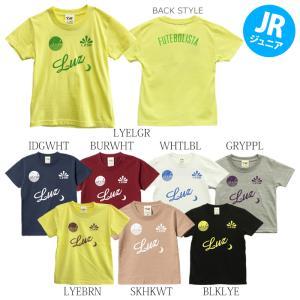 LUZ e SOMBRA_ルースイソンブラ ジュニア Tシャツ Jr STANDARD T-SHIRT F1822033|futsalshoproda