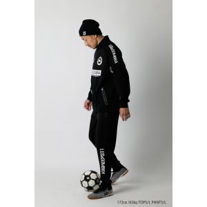 LUZeSOMBRA_ルースイソンブラ スウェット P100 STRETCH SWEAT HALF ZIP TOP F2011112|futsalshoproda|03