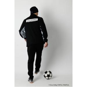 LUZeSOMBRA_ルースイソンブラ スウェット P100 STRETCH SWEAT HALF ZIP TOP F2011112|futsalshoproda|04