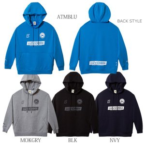 LUZeSOMBRA_ルースイソンブラ スウェット P100 STRETCH SWEAT PULLOVER PARKA F2011113|futsalshoproda
