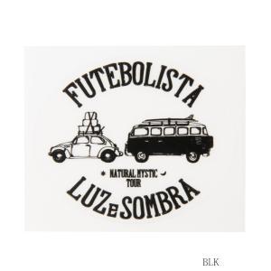 (予約商品_3月中旬入荷予定)LUZ e SOMBRA_ルースイソンブラ シール NATURAL MYSTIC TOUR STICKER F2014926|futsalshoproda