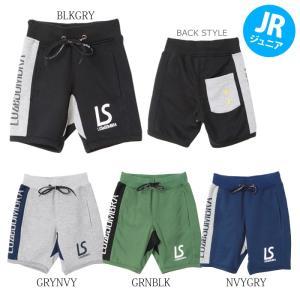 (20%OFF)LUZ e SOMBRA ルースイソンブラ ジュニア スウェットハーフパンツ Jr ACTIVE SWEAT HALF PANTS(割引セール) futsalshoproda