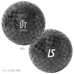 (送料無料)LUZ e SOMBRA_ルースイソンブラ フットサルボール4号球 LTT BLOCKCHECK MATTE BALL 4size T1914907|futsalshoproda