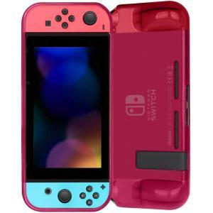 Fintie for Nintendo Switch ケース ニンテンドースイッチ カバー クリア ...