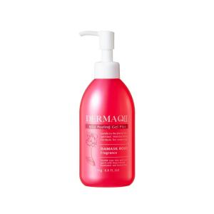 デルマキューII マイルドピーリングゲル プラス ダマスクローズの香り 250g(6ヶ月分)