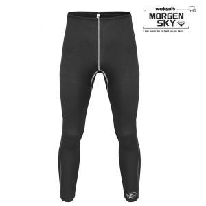 【仕様】3mmの長ズボン型で、低価格でコスパ最強のオールシーズンウェットパンツです。  【生地】スー...