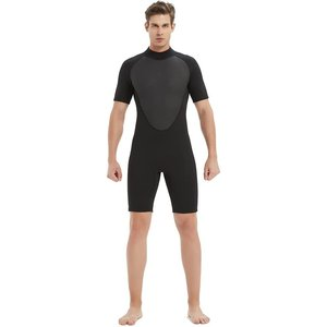 MORGEN SKY ウェットスーツ メンズ サーフスーツ 3mm ワンピース 胸部スキン ネオプレ...