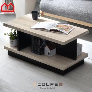 テーブル おしゃれ 80cm幅 木製 センターテーブル ローテーブル リビングテーブル 机 収納付き 長方形 一人暮らし ロータイプ カフェ風 コーヒーテーブル 北欧|収納 本棚&食器棚 ラック YMWORLD