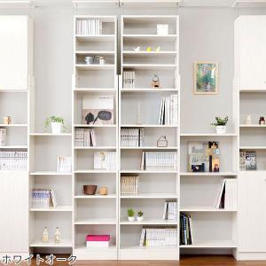 本棚 書棚 コミック スリム おしゃれ 大容量 薄型 突っ張り 幅45cm 本棚|futureoffice|09