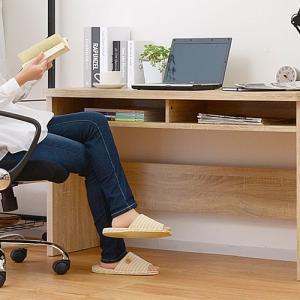 デスク パソコンデスク 木製 幅120cm 机 ハイデスク おしゃれ 学習机 パソコンデスク|futureoffice|08