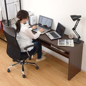 デスク パソコンデスク 幅150cm 机 おしゃれ 学習机 北欧 シンプル パソコンデスク|futureoffice|07