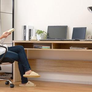 デスク パソコンデスク 幅150cm 机 おしゃれ 学習机 北欧 シンプル パソコンデスク|futureoffice|08