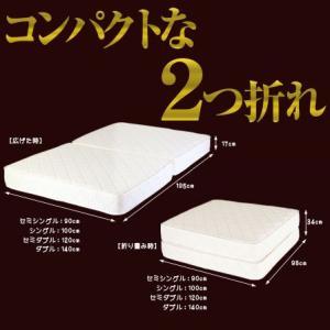 ベッド ベット ダブル マットレス付き|futureoffice|02