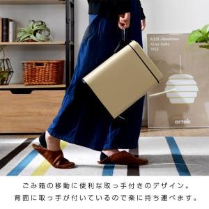 ゴミ箱 ごみ箱 ダストボックス ごみばこ フタ付き ペダル式 ふた付き futureoffice 09