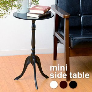 サイドテーブル サイド テーブル ベッド 北欧 コンパクトの写真