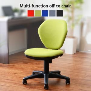 オフィスチェア 背面スイング 事務椅子 ロッキングチェア パソコンチェア オフィス家具 いす 椅子 チェアー コンパクト キャスター 高さ調整 futureoffice