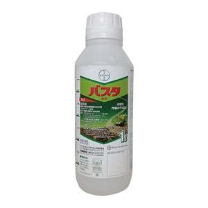 バイエルクロップサイエンス 除草剤 原液タイプ バスタ液剤 1L futureshop