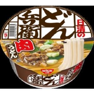 日清食品 日清のどん兵衛 肉うどん 1箱12食|futureshop