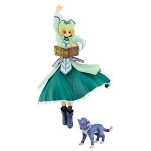 魔法少女リリカルなのはStrikerS シャマル & ザフィーラ 仔犬Ver. 1 7スケールPVC塗装済み完成品 の商品画像|ナビ