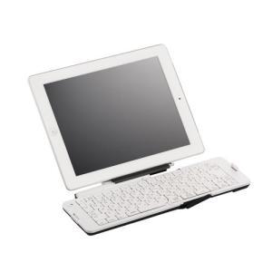 iBUFFALO 【iPadminiiPad(Retinaディスプレイ)iPhone5対応】Bluetooth(R) 3.0対応 折りたたみキーボード|futureshop