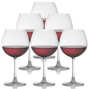 オーシャン ワイングラス ブルゴーニュ 650ml マディソン 1015D22 6個セット|futureshop