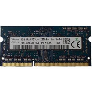 RAMメモリ4?GB 1?x 4?GB ddr3?pc3???128001600?MHz 204ピンSODIMM、ノートパソコンのの商品画像|ナビ
