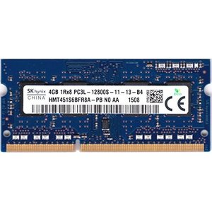 SK hynix 低電圧対応 (1.35 V) PC3L-12800S (DDR3L-1600) 4GB SO-DIMM 204pin ノートパソコン|futureshop
