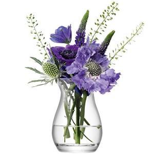LSA(エルエスエー) フラワーベース(花器) クリア 高さ9cm FLOWER G1071-09-301 futureshop