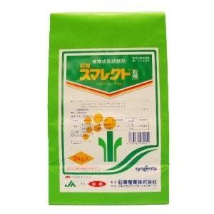 石原バイオサイエンス 植物調整剤 スマレクト粒剤 3kg futureshop
