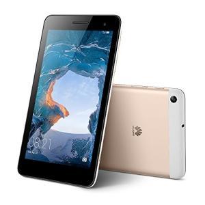 Huawei SIMフリータブレット MediaPad T1 7.0 LTE ゴールド T17.0LTE2G/16G/DL09C|futureshop