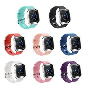 GinCoband Fitbit Blazeスマートウォッチ用交換ベルト トラッカー本体は付属しません 8色展開 Lサイズ/Sサイズ 女性用|futureshop