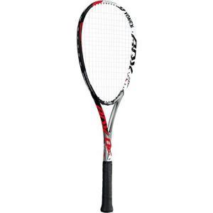 ヨネックス(YONEX) ソフトテニス 入門用 ソフトテニスラケット ADX02ライト 【ガット張り上げ済み】 ADX02LTG レッド G0|futureshop
