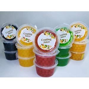コーティングジュース5種類×3個セット(マンゴー・ピーチ・ブルーベリー・キウイ・ストロベリー)|futureshop