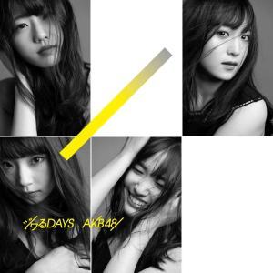 AKB48 ジワるDAYS Type-B 通常盤 (CD+DVD) 特典なし|fuwaneko