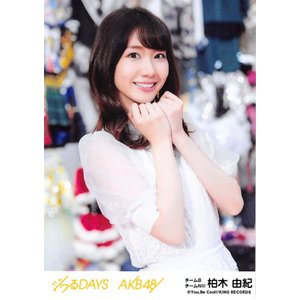 柏木由紀 生写真 AKB48 ジワるDAYS 劇場盤 選抜Ver.|fuwaneko
