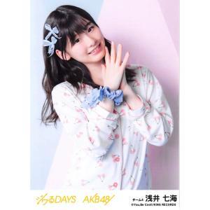 浅井七海 生写真 AKB48 ジワるDAYS 劇場盤 Generation Change Ver.|fuwaneko