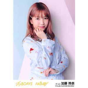 加藤玲奈 生写真 AKB48 ジワるDAYS 劇場盤 Generation Change Ver.|fuwaneko